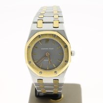 Audemars Piguet Royal Oak Lady 26mm Steel/Gold Grey Dial (BOX)...