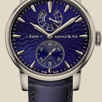 Arnold & Son Royal Collection Eight-Day Royal Navy