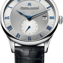 Maurice Lacroix Masterpiece Small Second mp6907-ss001-110