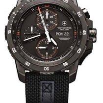 Victorinox Swiss Army Alpnach Mechanical Chrono 241530 SPECIAL...