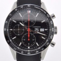 TAG Heuer CARRERA CHRONOGRAPH CV2014 CERTIFIED PRE-OWNED 2 YR...