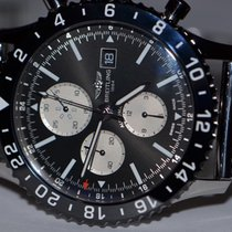 Breitling Chronoliner Ceramic GMT Rare Stainless Steel Automatic