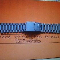 Tutima STAINLESS STEEL BRACELET / ARMBAND EDELSTAHL  NEW / NEU