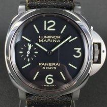 Panerai Luminor Marina PAM00510  power reserve 8 days