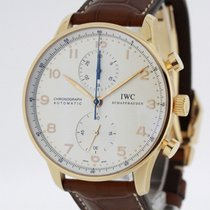 IWC Portuguese 18K Rose Gold Ref. 3714 - 002 SERVICED by IWC...