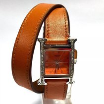 Hermès Ss Ladies Watch 15 Inches Long Original Hermes Leather...
