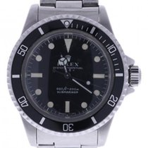 Rolex Submariner Automatic-self-wind Mens Watch 5513 Vintage