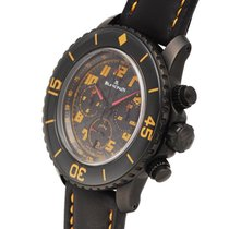 Blancpain Fifty Fathoms  CHRONOGRAPHE FLYBACK 5785F-11D03-63A