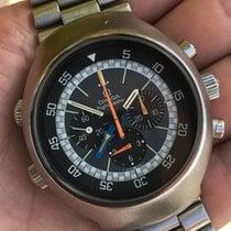 Omega Flightmaster Chronograph 145.026 With Original Bracelet