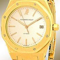 """Audemars Piguet Gent's 18K Yellow Gold  """"Royal Oak"""""""