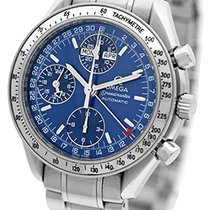 "Omega ""Speedmaster"" Triple Calendar Chronograph."