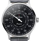 Meistersinger Pangaea Day Date - 40mm - Anthracite Dial