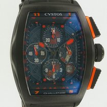 Cvstos Challenge Grand Prix Black Steel Chrono Limited Edition