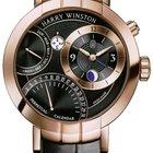 Harry Winston Premier Excenter Perpetual Calendar 41mm Mens Watch