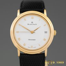 Blancpain Villeret 18K GOLD Automatic Chronometer