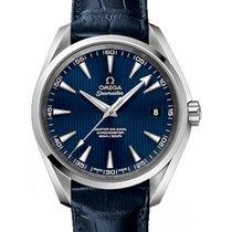 Omega Seamaster Aqua Terra 231.13.42.21.03.001 Blue Index 150...