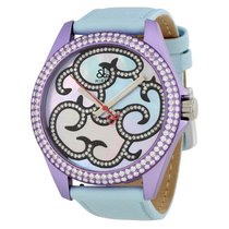 Jacob & Co. . One Time Zone Ladies Watch