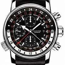 Glycine AIRMAN CHRONO 08 GMT LIMITED EDITION