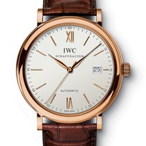 IWC Portofino Rose Gold Automatic - 40mm - VAT INC. 22% - NEW