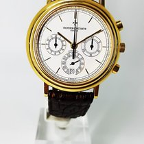 Vacheron Constantin Patrimony Chronograph 18Kt Gold Ref. 49003
