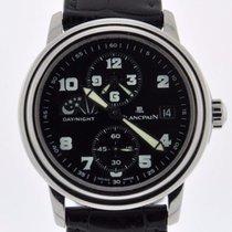 Blancpain LEMAN DUAL TIME ZONE SERVICED 2 YR FELDMAR WATCH...
