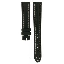 Breitling Black Leather Strap 618x 16mm/14mm