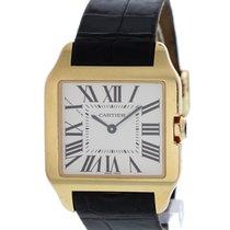 Cartier Santos Dumont 18K Rose Gold 2788