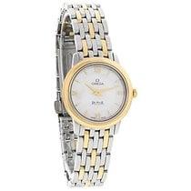 Omega De Ville Prestige Ladies Swiss Quartz Watch 424.20.24.60...