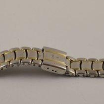Ebel Classic Wave Damen Stahl/gold Armband 13mm Top Zustand 1911