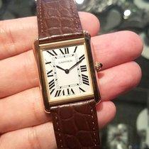 Cartier W5200025 Tank Solo Watch 27mm