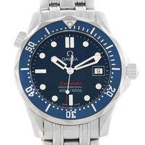 Omega Seamaster 300m Blue Dial Quartz Midsize Watch 2223.80.00