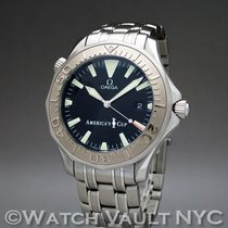 Omega Seamaster Professional Americas Cup