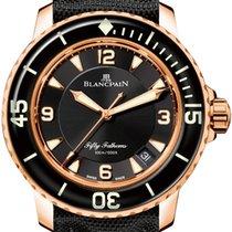 Blancpain Sport Automatique Fifty Fathoms 5015-3630-52A