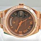 Rolex Daydate II Rose Gold