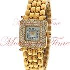 Chopard Classic Ladies, White Dial, Diamond Bezel - Yellow...