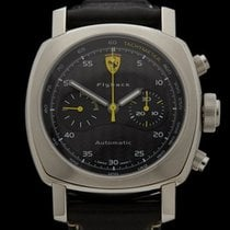 Panerai Ferrari Special Edition Flyback Chronograph Stainless...