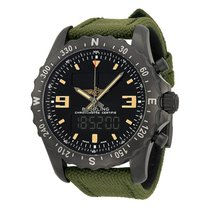 Breitling Chronospace Military incl 19% MWST