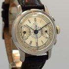 JULES JURGENSEN 2 Register Chronograph circa 1940's