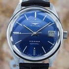 Longines Admiral Automatic Men's Swiss Watch 1970 J713