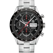 TAG Heuer Carrera Chronograph Day-date 41mm