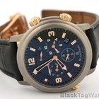 Blancpain Leman Reveil GMT Titanium Alarm 18k Rose Gold...