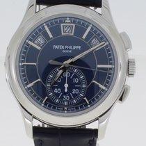 Patek Philippe Annual Calendar Chrono NEW MODELL Blue Dial