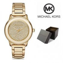 Michael Kors Kinley Pave Gold