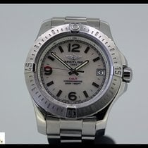 Breitling Colt Lady quartz watch with mother of pearl dial