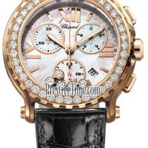 Chopard Happy Sport Chronograph Quartz 42mm 283583-5003