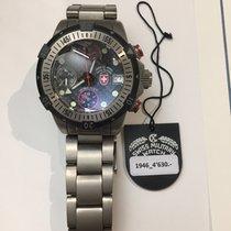 Swiss Military Watch 20.000 Feet Chronograph 1946