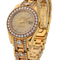 Rolex Used Masterpiece Yellow Gold with Diamonds 69298