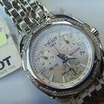 Tissot PRC 100 - White Mother of Pearl T22148621  - Diamonds
