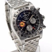 Breitling Chronomat 44 GMT - AB04203J/BD29/377A - New Patrouil...