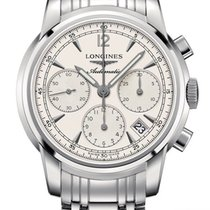 Longines The Saint-Imier 41mm L2.752.4.72.6 Stainless Steel...